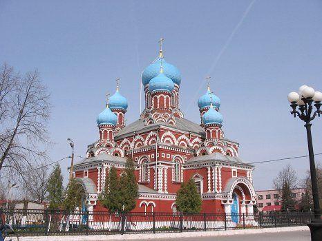 07.08.2011 Свято-Воскресенский собор в Борисове будет восстановлен в