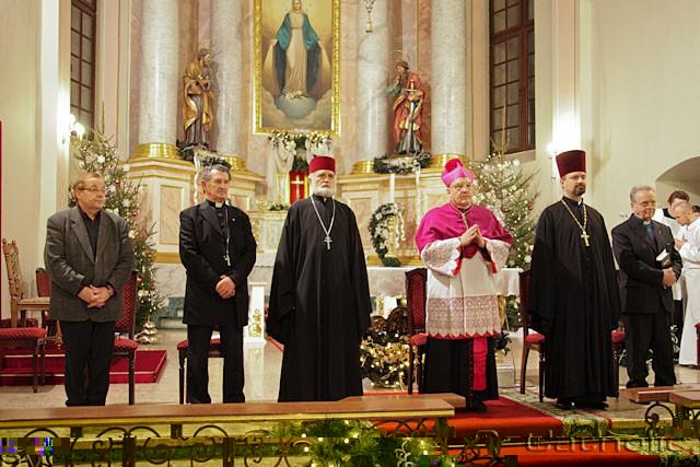 Экуменическое богослужение прошло в Минске